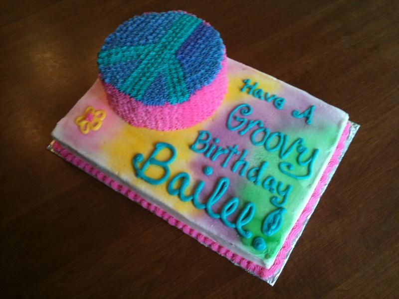 Groovy Cake