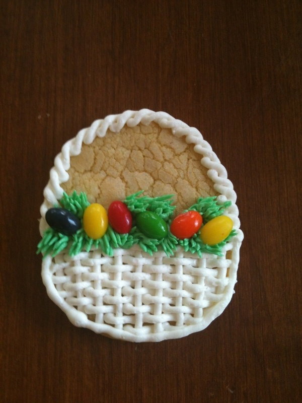 Individually Iced Sugar Cookie